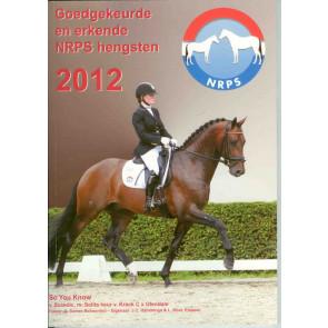 NRPS Hengstenboek 2012