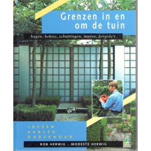 Grenzen in en om de tuin: Hagen, hekjes, schuttingen, muren, pergola's
