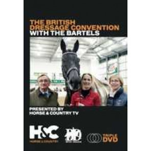 The British Dressage Convention with the Bartels