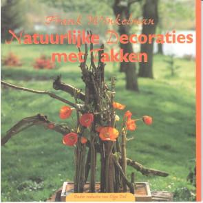 Natuurlijke decoraties met takken