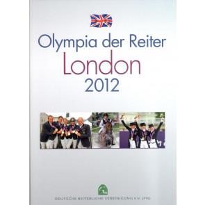 Olympia der Reiter London 2012