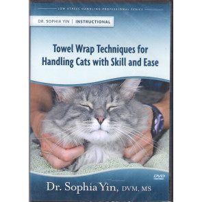 Towel Wrap Techniques for Handling Cats with Skill and Ease*
