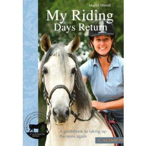 My riding Day return