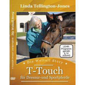 TTouch für Dressur- und Sportpferde