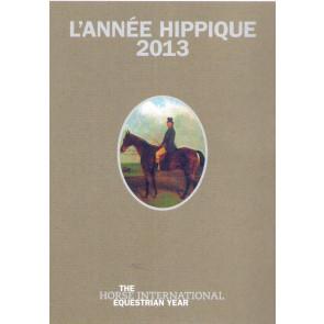 L'Année Hippique 2013
