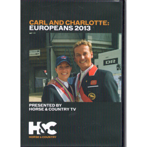 Carl and Charlotte: Europeans 2013