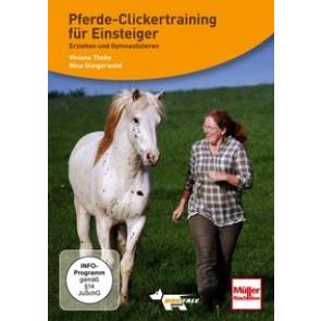 Pferde-Clickertraining für Einsteiger mit Viviane Theby & Nina Steigerwald