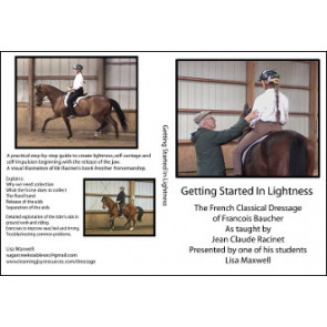 Getting Started in Lightness taught by Jean Claude Racinet