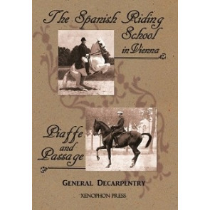 The Spanish Riding School in Vienna and Piaffe and Passage
