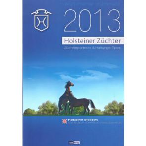 Holsteiner Züchter / Breeders 2013 Edition
