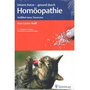 Unsere Katze-gesund durch Homoopathie*