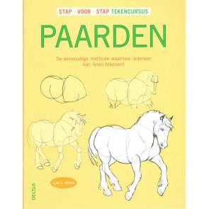 Paarden Stap voor Stap Tekencursus