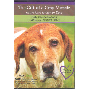 The gift of a gray muzzle*