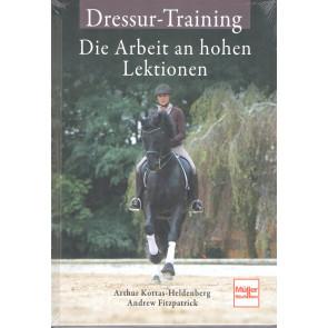 Dressur-Training: Die Arbeit an hohen Lektionen