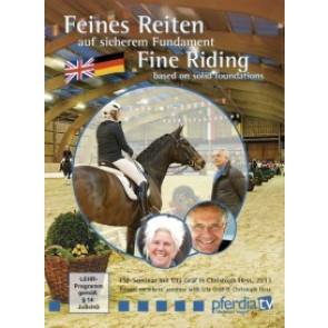 Fine Riding based on solid foundations