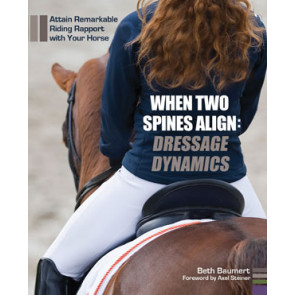 When Two Spines Align: Dressage Dynamics