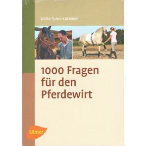 1000 Fragen für den Pferdewirt