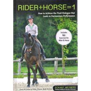 Rider + Horse = 1