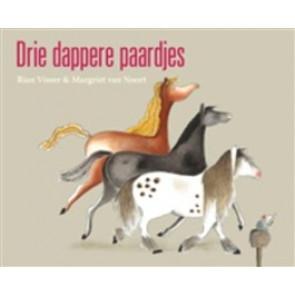 Drie dappere paardjes*