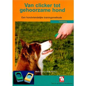 Van clicker tot gehoorzame hond - in herdruk - begin december 2017 weer leverbaar