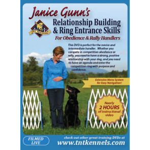Relationship Building & Ring Entrance Skills* by Janice Gunn
