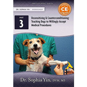 Desensitization and counterconditioning Part 3 - Sophia Yin*
