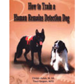 How to Train a Human Remains Detection Dog*