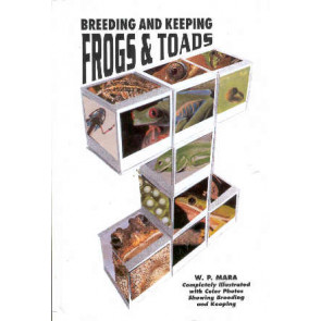 Breeding and keeping Frogs & Toads