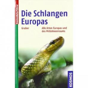 Die Schlangen Europas