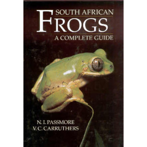 South African Frogs