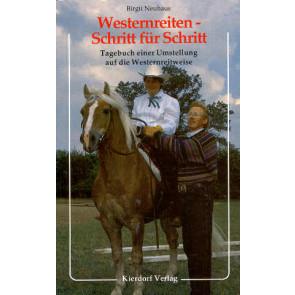 Westernreiten-schritt fur schritt
