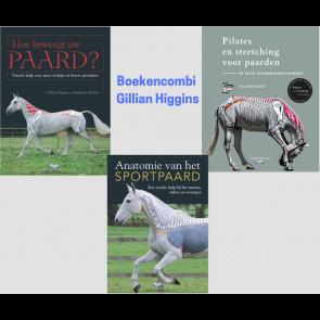 Hoe beweegt uw paard + Anatomie van het sportpaard + Pilates en stretching voor paarden