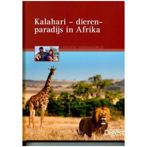 Kalahari - Dierenparadijk in Afrika