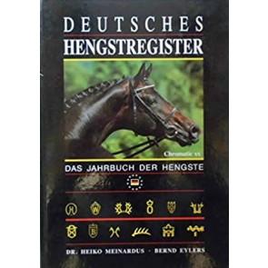 Deutsches Hengstregister 1992-1993