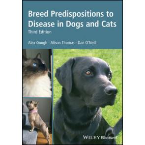 Breed Predispositions to disease in Dogs & Cats* - verschijnt in Maart 2018