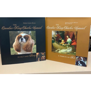 The Cavalier King Charles Spaniel - set of the 2 books