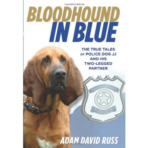 Bloodhound in Blue