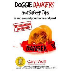 Doggie Dangers and Safety Tips: Preventing Accidents In and Around Your Home and Yard