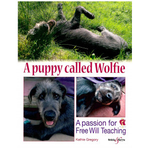 A puppy called Wolfie
