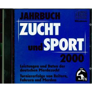 Jahrbuch Zucht und Sport 2000 - CD-ROM