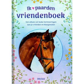 Ik ♥ Paarden Vriendenboek