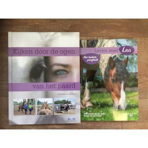 Kijken door de ogen van het Paard & Leren met Leo