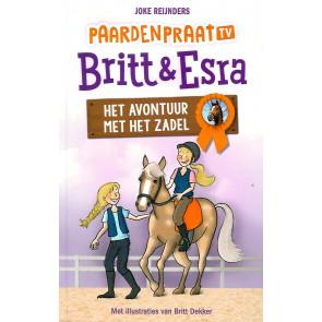 Britt & Esra: Het avontuur met het zadel