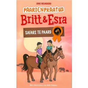 Britt & Esra: Safari te Paard
