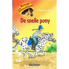 De snelle pony : Manege de Zonnehoeve