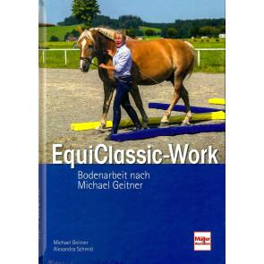 EquiClassic-Work: Bodenarbeit nach Michael Geitner