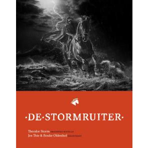 De Stormruiter - verschijnt 8 september 2018