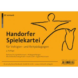 Handorfer Spielekartei für Voltigier- und Reitpädagogen*