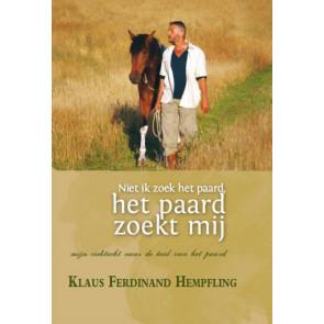 Niet ik zoek het paard - alleen te reserveren - verschijnt rond 15 maart 2021