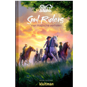 Soul Riders: Vier magische verhalen